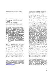 Projektskizze (PDF, 66KB) - HfH