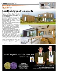 House of the Year Feature - Local Matters Newspapers