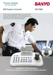 SSP System Controller VSP-3000