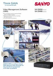 Video Management Software (VMS) - Allwan