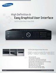 SRD-1650/1650D/1650DC