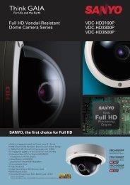 VDC-HD3100P VDC-HD3300P VDC-HD3500P Full ... - CAMEO Plus