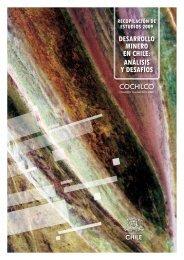 desarrollo minero en chile - Comisión Chilena del Cobre