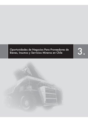 2.3 ENCADENAMIENTOS 266-317.indd - Comisión Chilena del Cobre