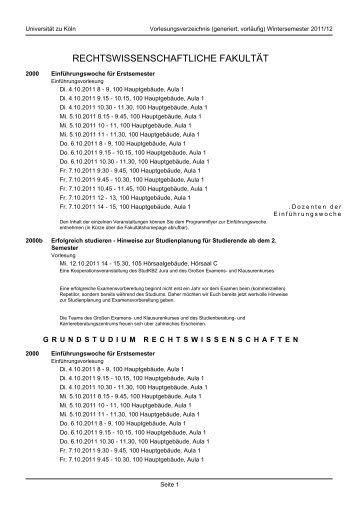 Download - koost - Universität zu Köln