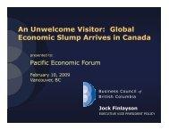 presented - Vancouver Board of Trade