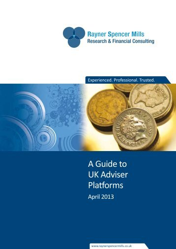 Download A Guide to UK Adviser Platforms - Panacea