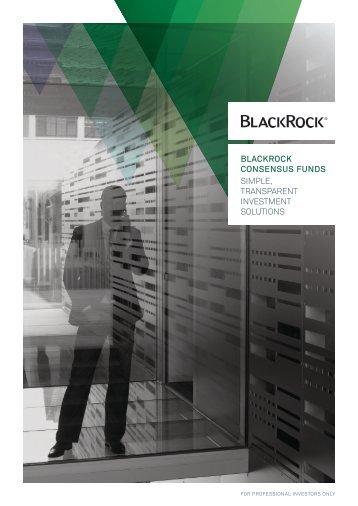 BlackRock Consensus