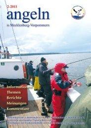 Ausgabe 2-2011 - Landesanglerverband Mecklenburg-Vorpommern ...