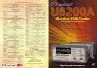 Data Sheet - Oscomp