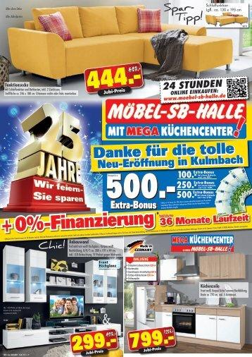 EXTRA-Bonus! Danke für die tolle Neu-Eröffnung in Kulmbach!