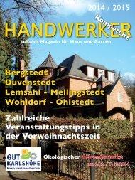 HANDWERKER MAGAZIN 2014-2