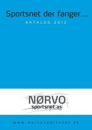 Sportsnet der fanger... - Nørvo Sportsnet