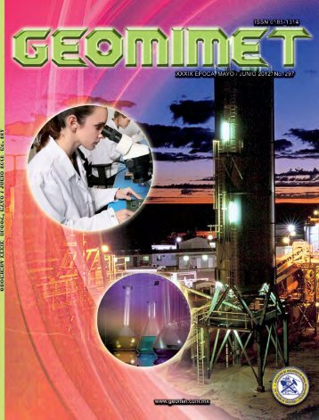 premios geomimet 2012 - Entrar