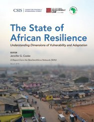 State-of-African-Resilience-Report