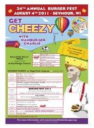 2012 Burgerfest - Advertiser Community News
