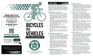 Bicycles Vehicles - City of Weston