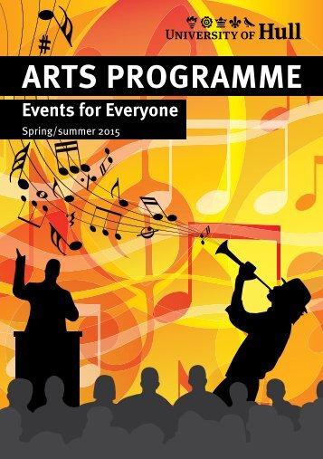 ArtsProgramme_SpringSummer2015