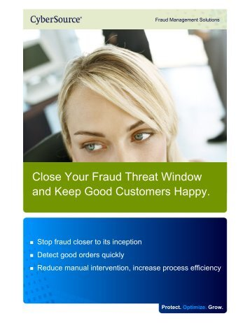 Close Your Fraud Threat Window and Keep ... - Airline Information
