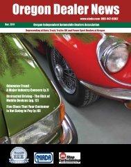 December 2011 - Oregon Independent Automobile Dealers ...