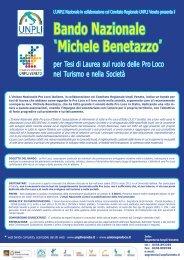 dépliant_Bando B_bis.indd - UNPLI Veneto