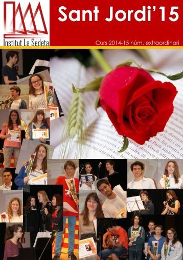 Sant Jordi'15