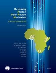 Reviewing Africa's Peer Review Mechanism - Partnership Africa ...