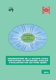 Organisations de la Société civile, participons - Partnership Africa ...