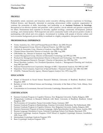 resume prime president recruitment process outsourcing resume