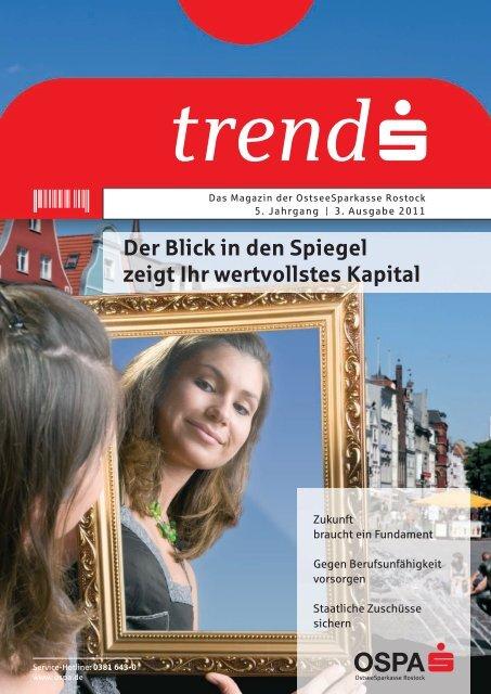 Magazin - OstseeSparkasse Rostock