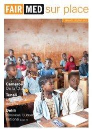 Magazine Nr. 197 Mars 2012 - Fairmed