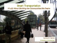 What is Transportation For? - Center for Transportation and Livable ...