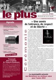 Le Plus N°211 - Noisiel