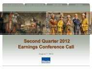Q2 2012 Earnings Presentation - Hecla Mining Company