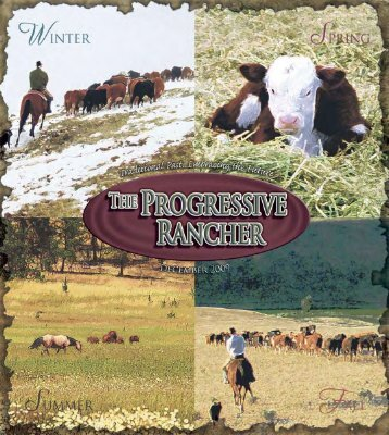 The Progressive Rancher Magazine