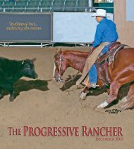 The Progressive Rancher December 2007