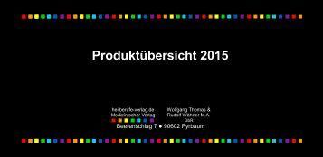 Produktkatalog 2015