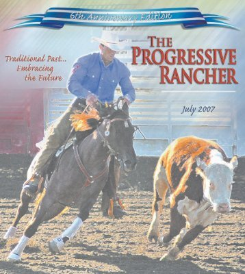 The Progressive Rancher July 2007