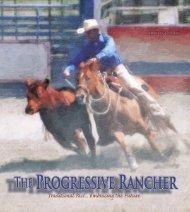 The Progressive Rancher August 2008