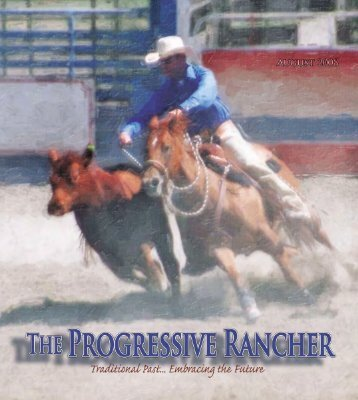 The Progressive Rancher August 2008