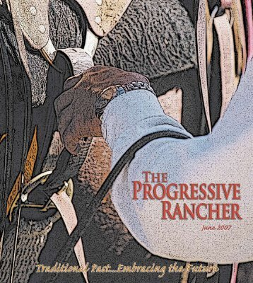 The Progressive Rancher June 2007