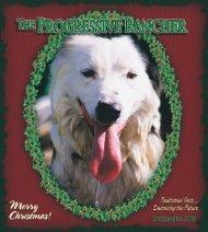 December 2010 Progressive Rancher - The Progressive Rancher ...