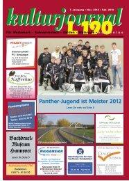 November/Februar 12/13 - Wedemark Journal und Kulturjournal190