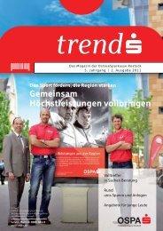 trendS - OstseeSparkasse Rostock