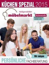 Der Küchen Spezial Katalog 2015 zum Durchblättern!
