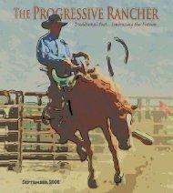 The Progressive Rancher September 2008