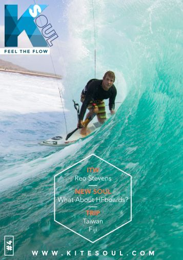Kitesoul Magazine #4 English Edition