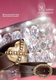 Accessoires - Sattlerei Otto Schumacher