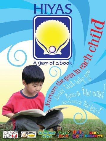 grace d. chong - OMF Literature