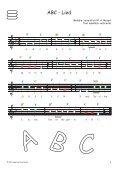 mit farbigen Noten für Gitarre - Guitar Colour System - Seite 5